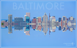 Reflections of the city - $45.00