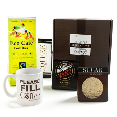 Office Survival Coffee Kit Gift Box (2 pound)