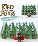21pcs/set The Lord Of The Rings King Return Ghost Undead Army Minifigures - $29.99