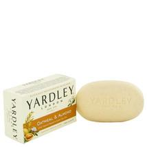 FGX-483413 Yardley London Soaps Oatmeal & Almond Naturally Moisturizing Bath ... - $11.83