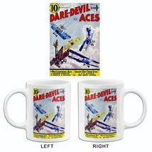 Dare Devil Aces - July 1933 - Comic Book Cover Mug - $23.99+