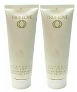 Elizabeth Arden True Love Perfumed Body Lotion 2 Pack - 3.3 Fl Oz - Bran... - $11.87