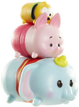 Disney Tsum Tsum 3 Pack: Pluto, Piglet, Dumbo - Multi - $22.71
