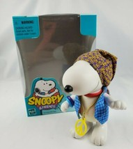 UFS Peanuts Hasbro Snoopy & Friends World Famous Collection World Famous Hippie - $8.86