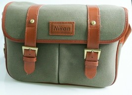 Nikon DSLR BAG/Nicon genuine camera shoulder bag Nicon SLR Canvas bag image 1