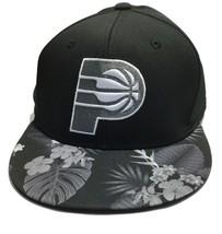 adidas NBA Indiana Pacers Cap, L / XL Men's Hat, Flat Brim, - $17.46