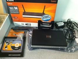 D-Link DIR-615 Basic Wireless N Router - $25.00