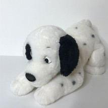 "Disney Store Patch Plush 101 Dalmations Puppy Dog Stuffed Animal Beanie 14""  - $27.72"