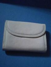 Liz Claiborne Mini White Wallet - $6.92