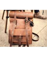 New Women Backpack Leather School Travel Rucksack Shoulder Handbag Satch... - $50.50