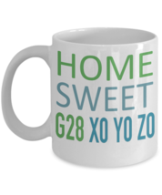 CNC Machinists G28 G-Code Position Home Sweet  G28-X0-Y0-Z0 Coffee Mug Gift - $14.84+