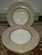 Royal Doulton Gaythorne Soup Bowls 3 - $52.32