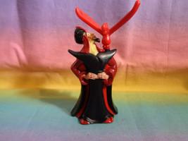 Vintage 1992 Burger King Disney's Aladdin Jaffar Figure - $2.48