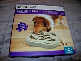 NEW Nina Ottosson DOG HIDE & SLIDE PUZZLE Toy OUTWARD HOUND Level 2  - $34.60