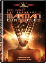 The Martian Chronicles DVD