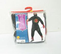 Rubies NINJA Costume Mens Size L (36-38) - $14.83