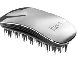 Ikoo Home Metallic Detangling Brush image 2