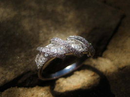 Haunted ring Cosmic spiral djinn of your enlightened journey - $150.00