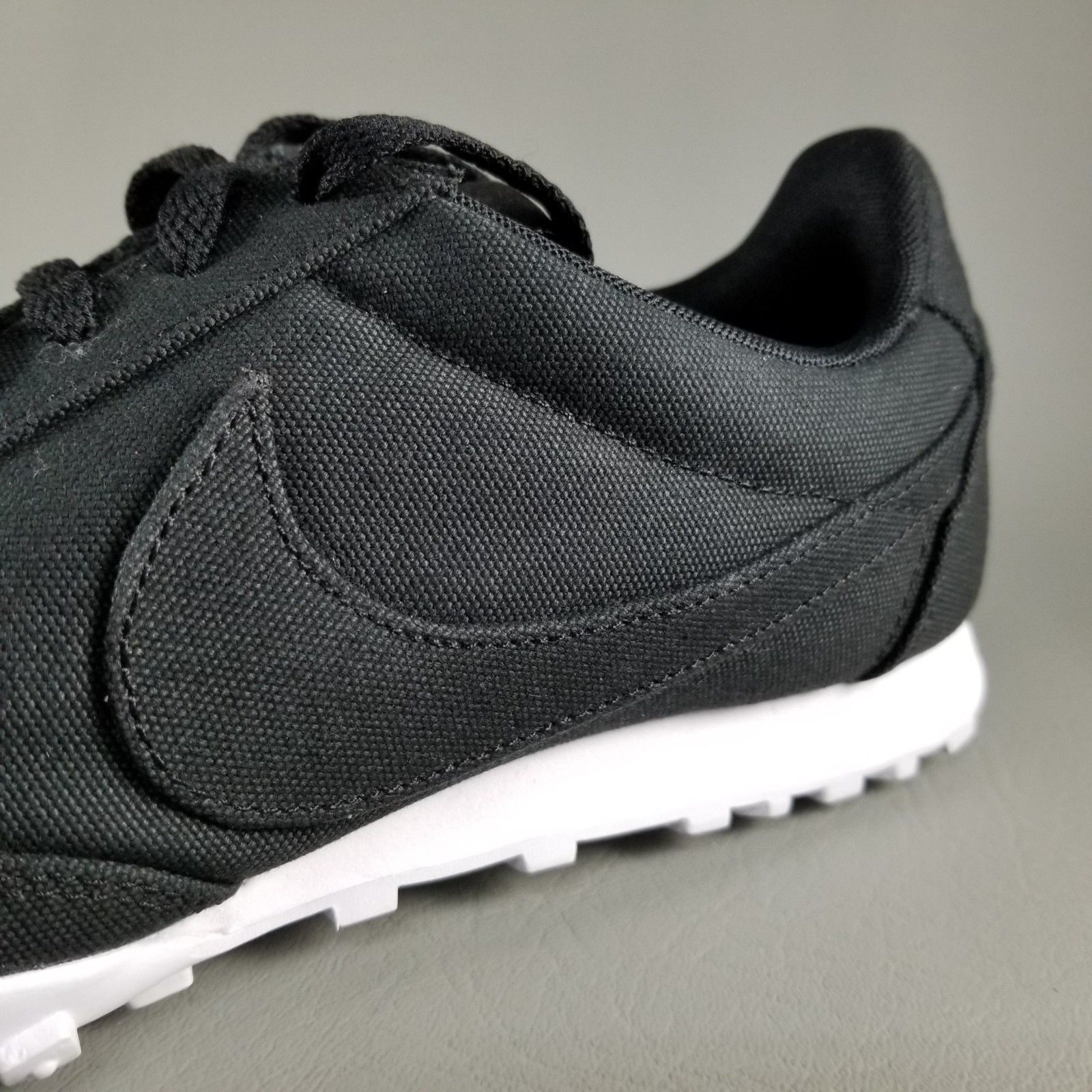 919dd13daa1 ... Nike Waffle Racer 17 Textile Men s Size 10 Athletic Running Sneakers  Shoes Black