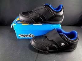 Boys Toddler COODO Casual Walking Fastner Shoes Size 10 - $14.84