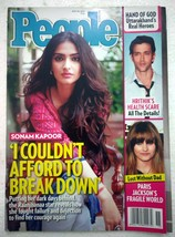 People 26 July 2013 Sonam Kapoor Hrithik Roshan Paris Jackson Melissa Mc... - $7.99