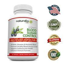 Blood Sugar Support -  Magnesium, Alpha Lipoic Acid, Zinc & more - $19.89
