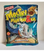 Sea Monsters & Co. Sealed Pack 3D Figure De Agostini Mostri Marini - $3.00