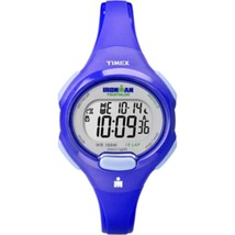 Timex IRONMAN® Traditional 10-Lap Mid-Size Watch - Blue - $46.86