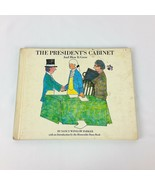 The Presidents Cabinet and How it Grew 1978 Childrens Vintage Book Nancy... - $23.99