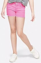Justice Girl's Size 16 PINK Short Shorts New with Tags - $17.81