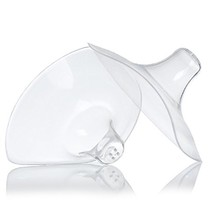 Silicone Contact Nipple Shield with Carrying Case for Breastfeeding MothersStand