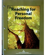 Reaching for Personal Freedom: Living the Legacies--Al-Anon Workbook LIK... - $20.75
