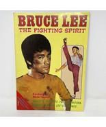 Bruce Lee the Fighting Spirit Book - $14.84