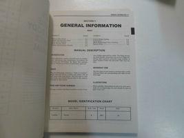 1976 Cadillac SEVILLE Service Shop Repair Manual 2 VOL SET 76 WATER DAMAGED image 4