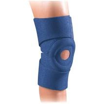 FLA Ez-On Neoprene Knee Wrap-Plus-Navy - $44.45