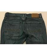American Eagle Jeans Mens Size 28 x 30 Slim Straight Cotton Light Finish - $18.99