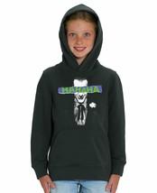 DC Comics The Joker Hahaha Children's Unisex Black Hoodie - $23.82