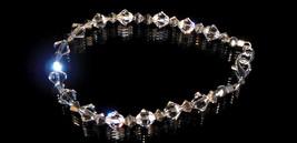 Swarovski Crystal Bicone Bracelet with Swarovsk... - $15.00