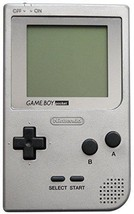 Game Boy Pocket - Silver - $46.99