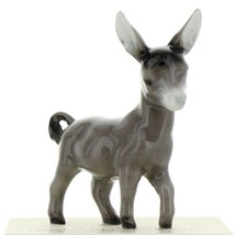 Hagen Renaker Miniature Farm Burro Mama Ceramic Figurine