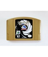 N64 Golden Eye 007 with Sonic Characters Nintendo 64 Game Fan Hack (USA ... - $35.29