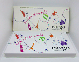 CARGO AROUND THE WORLD Eye Shadow Palette NIB - $14.80