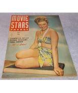 Movie Stars Parade Magazine July 1947 Joan Caulfield Cover - $12.95