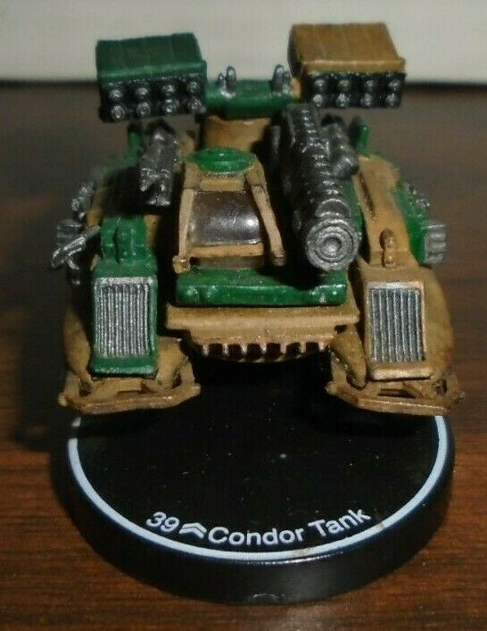Primary image for Condor Tank 054 Mechwarrior