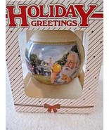 1998 New Holland Ford Tractor Collector Christmas Ornament #7 Original B... - $8.75