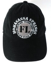 Homosassa Springs Wildlife State Park Florida Strapback Adjustable Cap Hat - $13.99