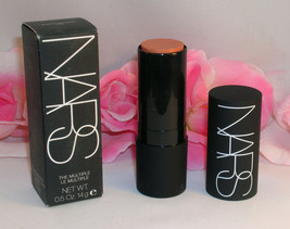 New NARS The Multiple Puerto Vallarta 1524 Full Sz .5 oz / 14 g Lips Che... - $24.99