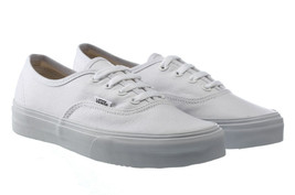 NEW VANS AUTHENTIC TRUE WHITE SHOES KIDS US 2.5 UK 2 EUR 33 CM 20.5 - $32.71
