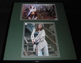 Daya Signed Framed 16x20 Photo Set AW Don't Let Me Down - $186.99