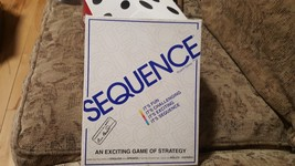 Sequence Game by Jax - Strategy Board Game Fun - $7.91